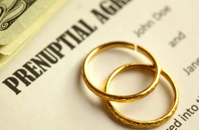 Benefits of Prenuptial Agreement