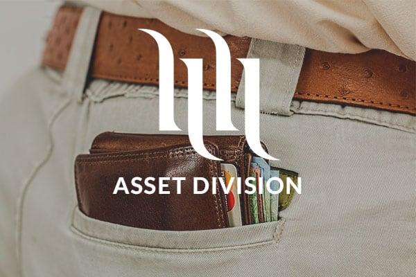 asset division after divorce