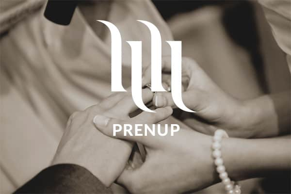 prenum agreement